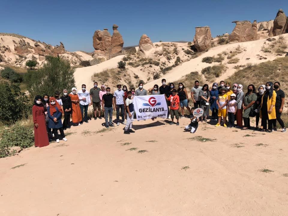 Kapadokya Anılar