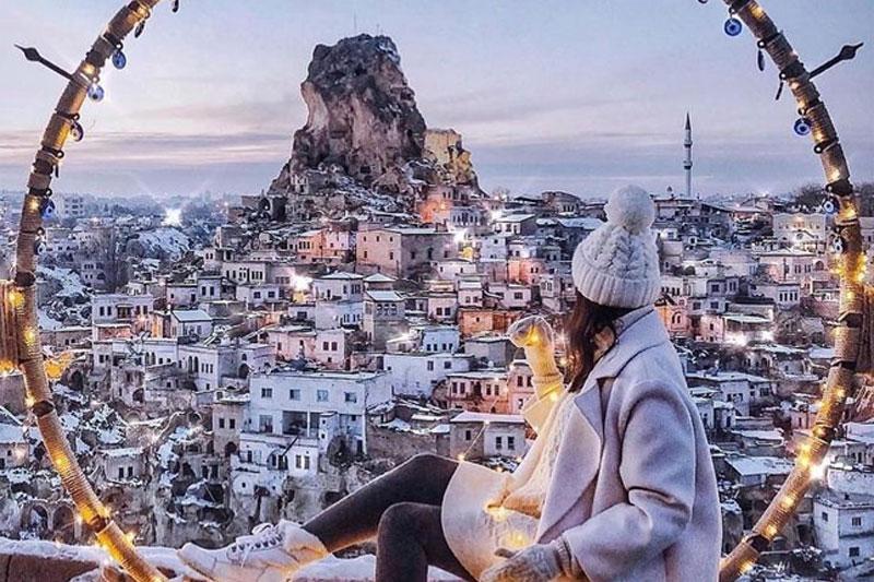 Kapadokya Erciyes Turu