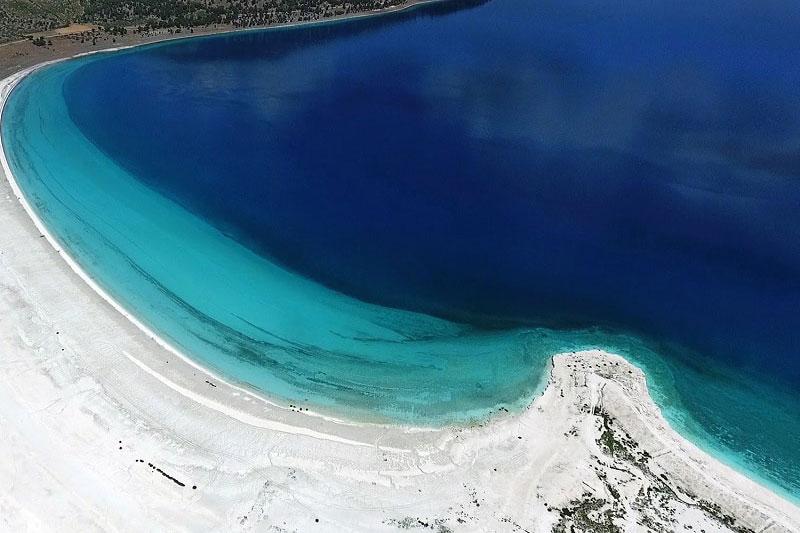 Salda Gölü Lavanta Turu